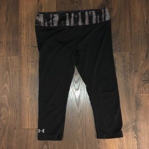 Under Armor Heat Gear Capri